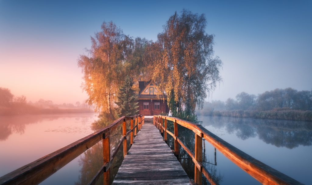 Названі найкрасивіші місця України, які варто відвідати на вихідних